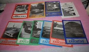 Vintage/Retro Ford  Cortina 1600E Owners Club Magazines.The Executive 1988-1991.