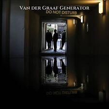 VAN DER GRAAF GENERATOR - DO NOT DISTURB   CD NEU