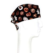 Expensive Chocolate Theme Scrub Hat
