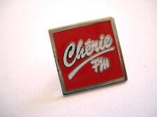 PINS RARE RADIO STATION CHERIE FM