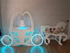 Horse and Carriage Sweet/Candy Cart, Cake Table, HIRE ONLY Wedding, Event