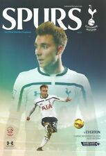 Teams S-Z Tottenham Hotspur Premiership Football Programmes