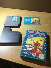 TOM & JERRY - Nintendo NES Game - PAL Version Complete