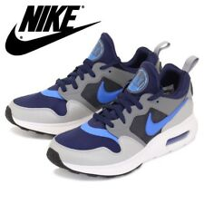 NEW NIKE AIR MAX PRIME MEN'S BASKETBALL SHOES SNEAKERS BLUE GREY WHITE SZ