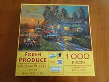 Suns Out Fresh Produce   1000 Piece Jigsaw Puzzle  #51362