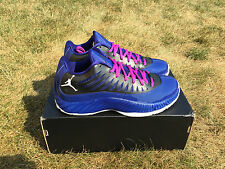 New NIB Nike Jordan Men's Super Fly Low Basketball Shoes Sz 9.5 540203-008