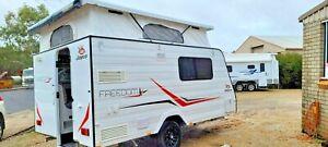 2019 Jayco Freedom Caravan Pop Top Rear Damage Suit Handyman *WATCH VIDEO TOUR*