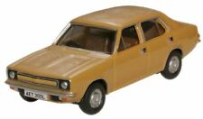 BNIB OO GAUGE OXFORD 1:76 76MAR001 MORRIS MARINA GOLD CAR