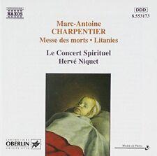 Marc-Antoine Charpentier : Messe des morts - Litanies