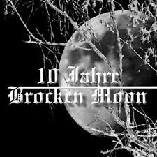 Brocken Moon - 10 Jahre Brocken Moon 2CD 2008 black metal Germany