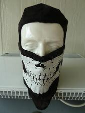 Biker/motorcycle full cover helmet liner/face mask, bandana/durag/skull cap, NWT