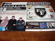 FOO FIGHTERS ECHOES,SILENCE!!!!!! RARE FRENCH PRESS/KIT