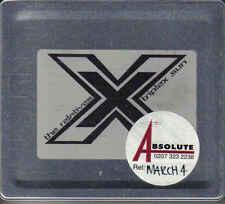 The Relatives- Triplex sun promo cd single (metal case)