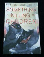 BOOM STUDIOS SOMETHING IS KILLING CHILDREN #2 3RD PRINT