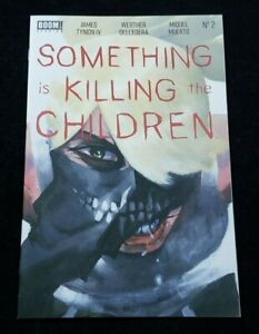 BOOM STUDIOS SOMETHING IS KILLING CHILDREN #2 3RD PRINT