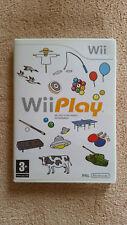 Wii Play Wii Nintendo