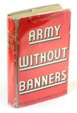 Army Without Banners Adventures Of An Irish Volunteer Ernie O'Malley IRA Officer
