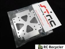 STRC Tamiya CR01 Machined Aluminum Center Skid Plate STT95887S Scale Crawler