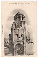 CPA 86 - POITIERS (Vienne) - Ste Radegonde - Le Clocher - Dos non divisé