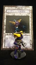 YUGIOH Dungeon Dice Monsters DDM - Japanese CANNON SOLDIER figure & card