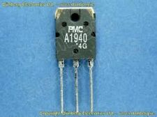 TOSHIBA 2SA1940 TO-3P TRANSISTOR POWER AMPLIFIER