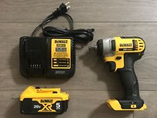 Brandnew Dewalt 20v 3/8 Impact Drill With 5.0ah XR Battery And Charger