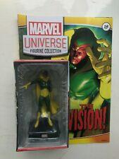 Estatuilla De Colección Edición 18 MARVEL Universo la revista Visión Panini Figura +