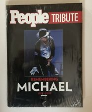 REMEMBERING MICHAEL 1958-2009 PEOPLE TRIBUTE ILLUSTRATED HARDCOVER SEALED