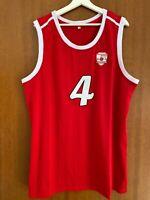 Giannis Antetokounmpo Filathlitikos Athens Jersey Milwaukee Bucks L Limited