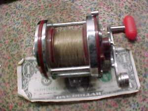 Vintage Penn Squidder #146 Reel  Sold as Found