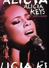Alicia Keys - MTV Unplugged (DVD, 2005)