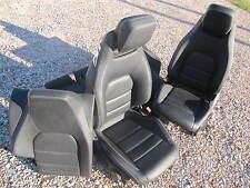W207 MERCEDES E COUPE DYNAMIC Sport Sitze Leder ausstattung E350 E500 HEIZUNG