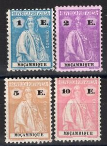 MOZAMBIQUE PORTUGAL 1922/6 STAMP Sc. # 240/3 MNH