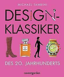 Designklassiker des 20. Jahrhunderts von Michael Tambini   Buch   Zustand gut