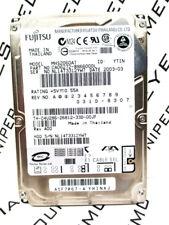 Fujitsu 60GB MHS2060AT CA06272-B86600DL IDE Laptop Hard Drive - WIPED & TESTED
