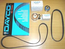 Fiat Coupe 2.0 20V Turbo & 2.0 20V IE  Cam Belt Timing Kit Auxiliary Belts NO AC