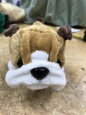 """Bull Dog Ganz stuffed animal toy plush 7"""""""