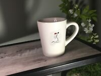 "Williams Sonoma ""Holiday Snowman"" - Christmas Coffee Mug (10 oz)"