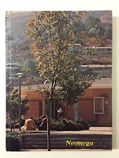 1972 South Hills High School West Covina California Neomega Yearbook Annual 70s