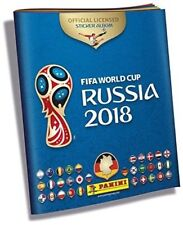 Panini 2018 FIFA World Cup Sticker Collection New Album