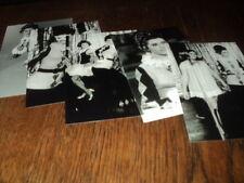 SHEILA LOT DE PHOTOS FORMAT 10*15 N&B - THEME 016 ARLEQUIN - 5 PRISES