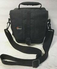 Lowepro Camera Bag Adventura 140 Shoulder Bag Strap Side Pockets,DSLR,Camcorder