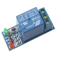 5v Relay Board Module 1 Channel Opto-Isolated Low Level Trigger For