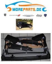 Jeep Wrangler JK Unlimited Softtop Verdeck