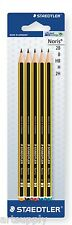 Staedtler Noris Drawing Sketching Pencils 2h H HB B 2b 1 of Each Grade