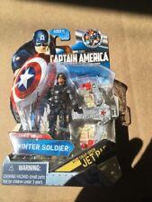 Marvel Studios Captain America Comic Series Winter Soldier Jet Pack 04 Sealed