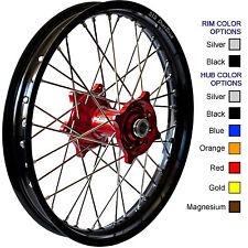 Talon MX Wheel Set with Dirt Star Rim 1.60x21 Dark Blue/Black 56-4101DB