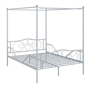 Full Size Canopy Beds For Sale In Stock Ebay