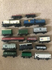 Hornby Tri-ang 00 gauge wagons  - choose your item(s)