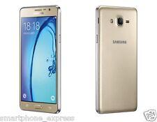 New Launch Samsung Galaxy On7 Gold Unlocked Dual Sim 5.5inch 1.2Ghz 8GB 13MP 4G